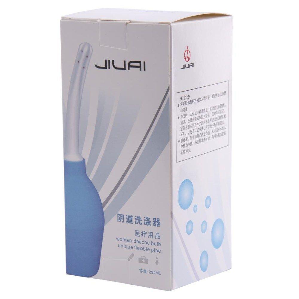 Ducha Higiênica Azul Aplicador Flexível Importada