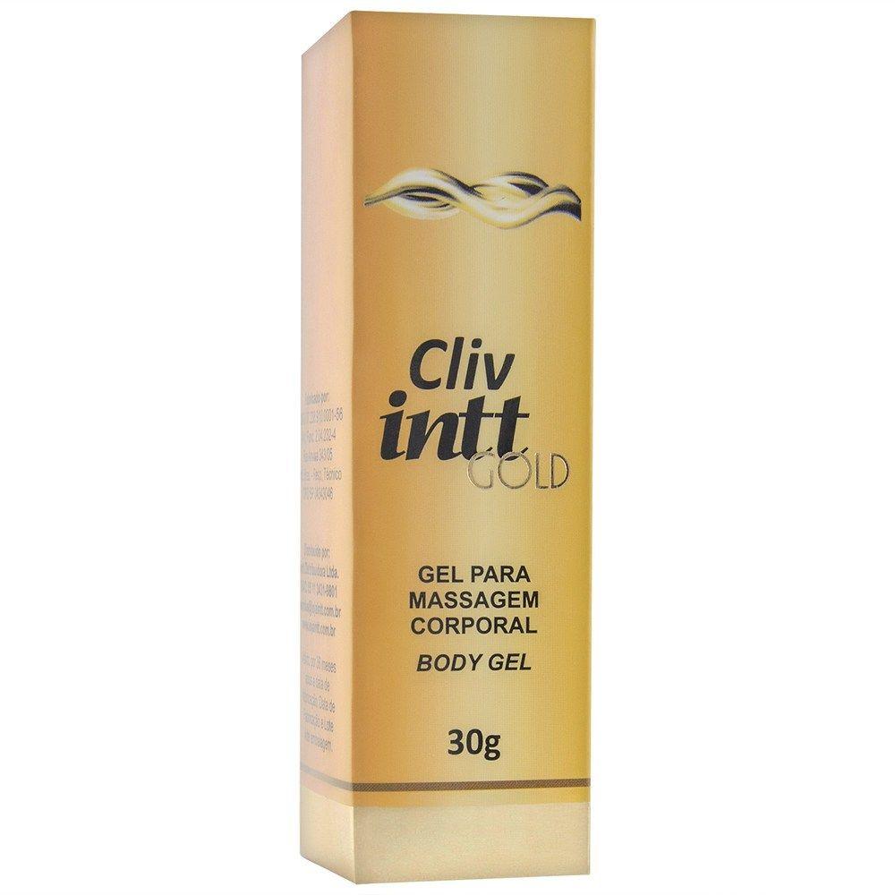 Cliv Gold Anestésico Anal 30g INTT