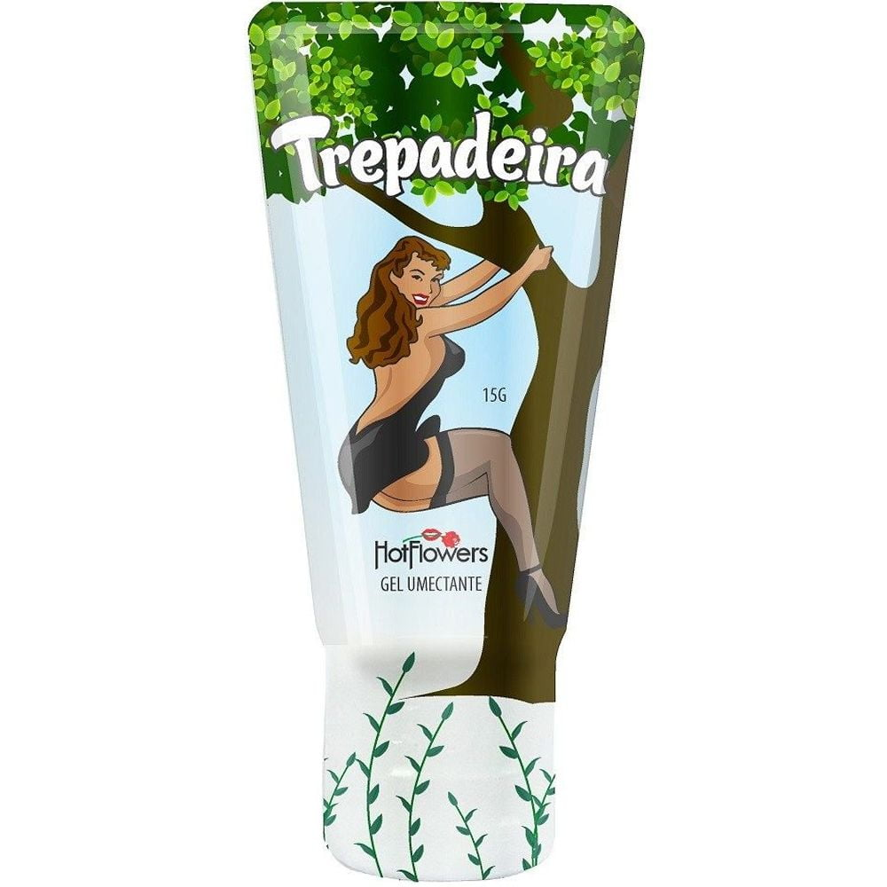 Trepadeira Excitante Feminino 15g Brasileirinhos Hot Flowers