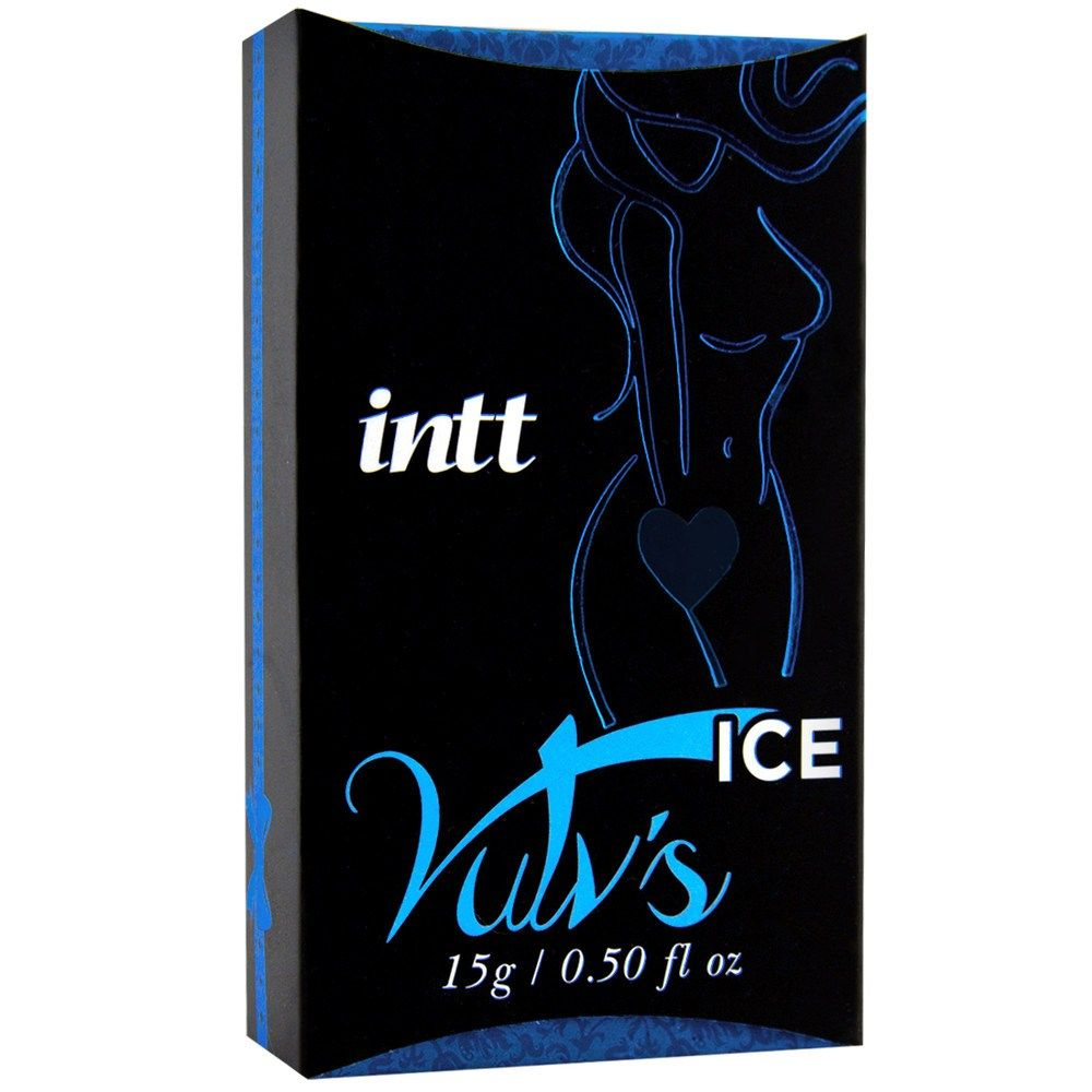 VULV's Ice 4x1 Excitante Feminino 15g INTT
