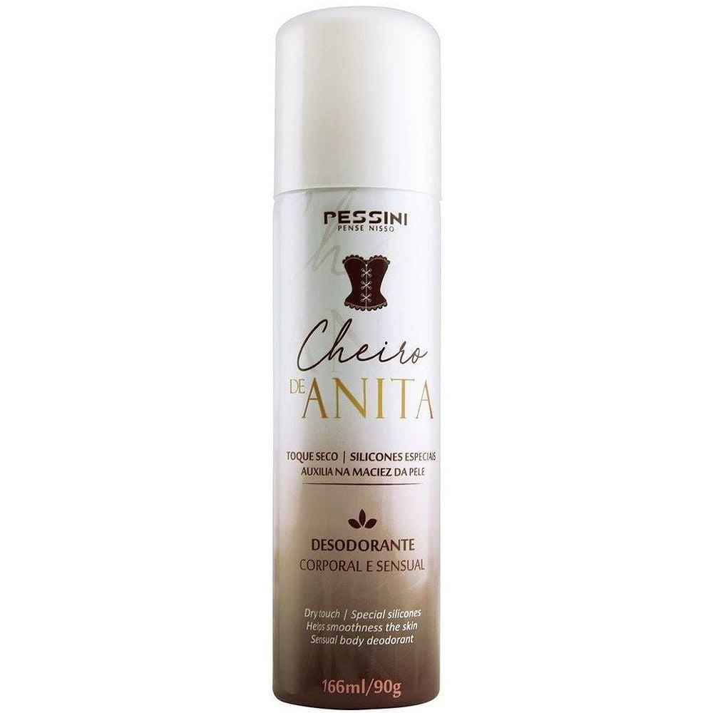 Cheiro de Anita Desodorante Íntimo 166ml Pessini