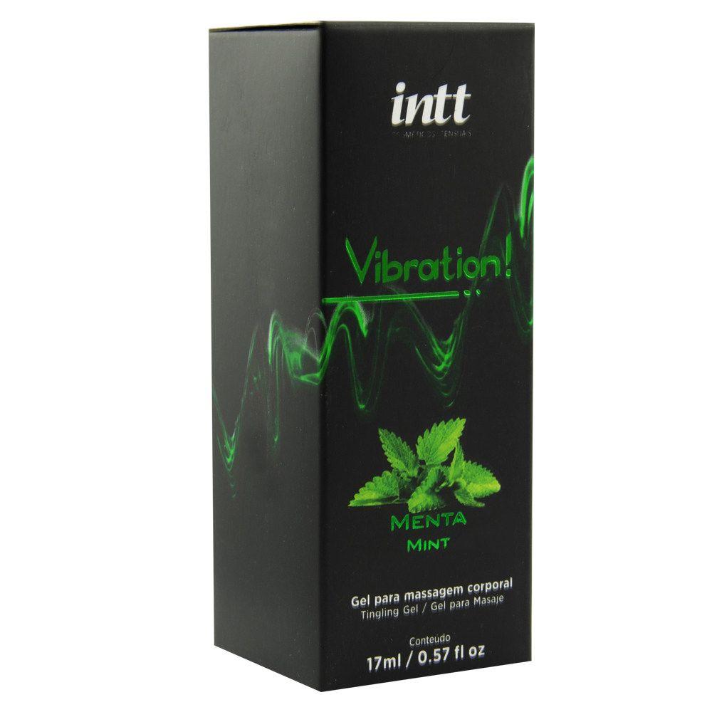 Vibration Menta Vibrador Líquido17ml INTT