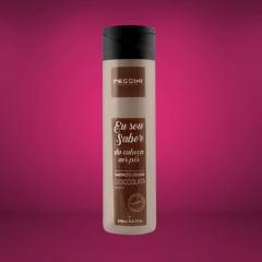 Sabonete Líquido Afrodisíaco Aromático Chocolate Ciaccolatta 240ml Pessini