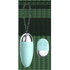 Vibrador Bullet Egg Gladiador Com Controle Remoto Sem Fio 10 Modos de Vibração