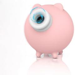 Vibrador Sugador de Clitóris Piggy
