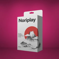 Noriplay Gel Para Massagem Nuru 200ml Adão & Eva